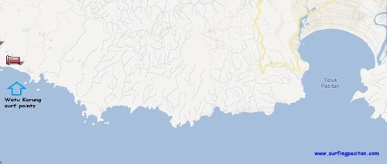 eHomestay Watu Karung Pacitan
